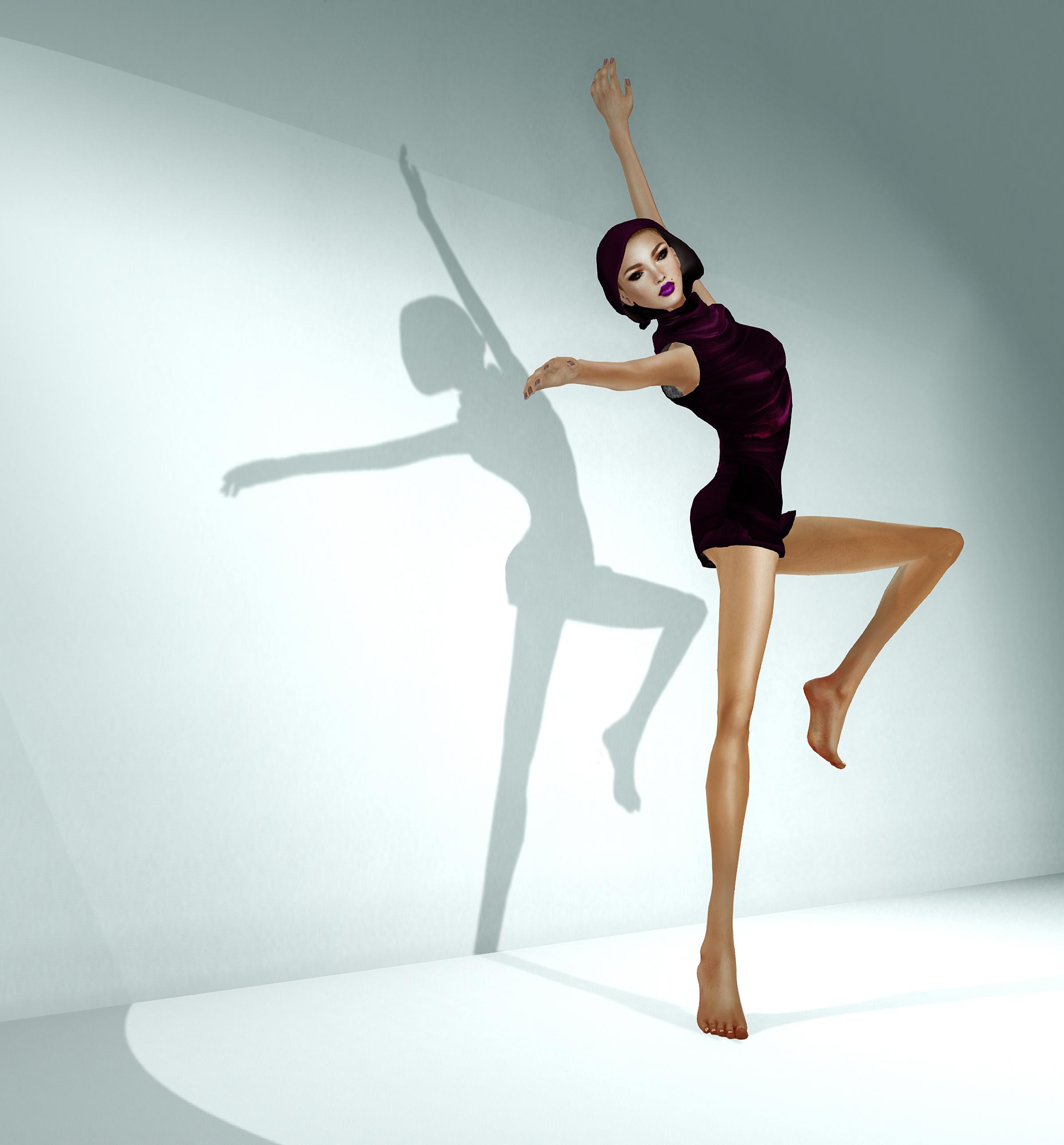 jazz dance poses