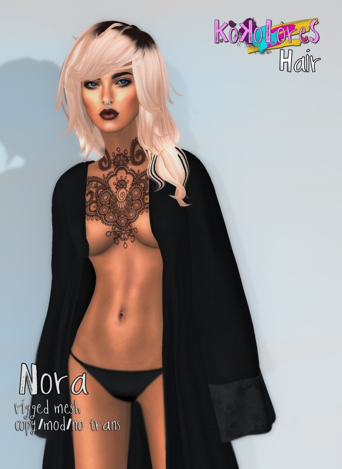 [KoKoLoReS] Hair - Nora