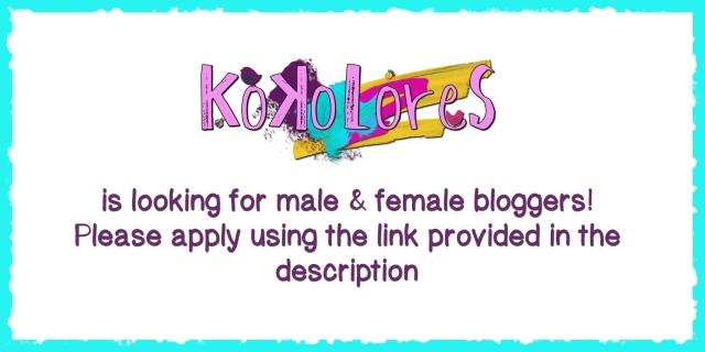 KoKoLoReS blogger search!