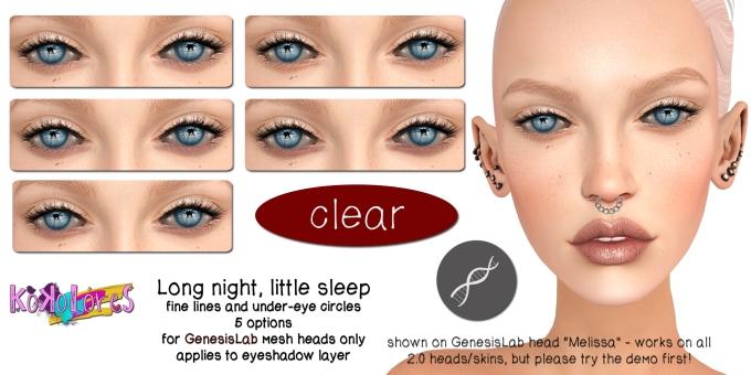 [KoKoLoReS]BP- Long night, little sleep for GenesisLab