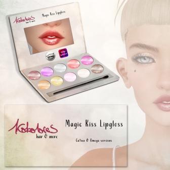 [KoKoLoReS] Magic Kiss Lipgloss