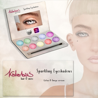 [KoKoLoReS] Sparkling Eyeshadow