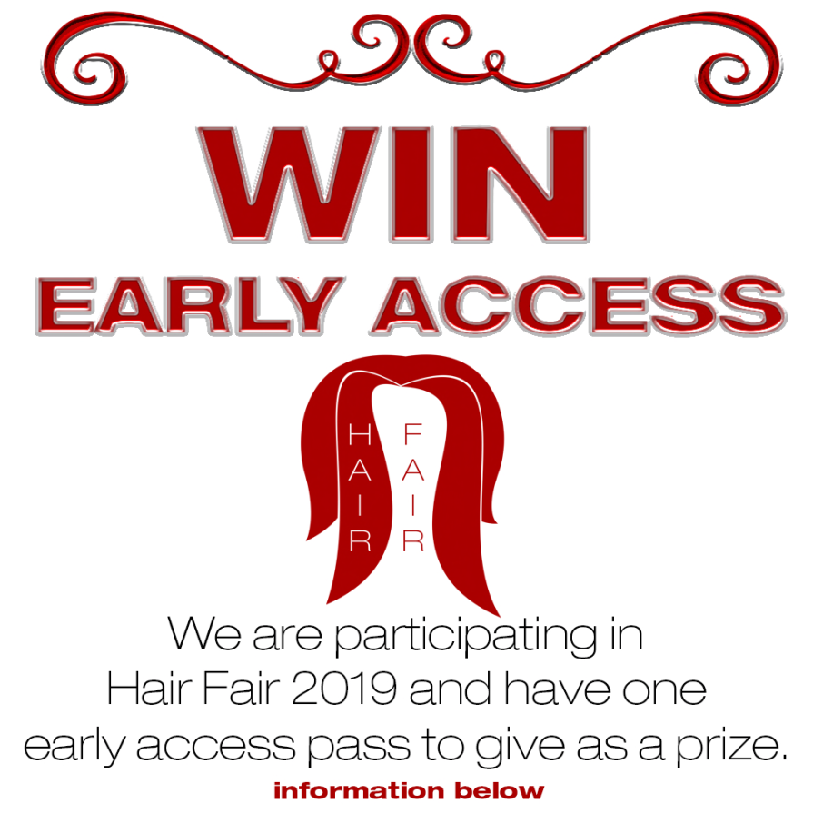 Hair Fair 2019 - Early Access Prize Poster.png